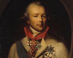 Генерал-фельдмаршал Петр Румянцев